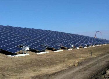 Zonnepark geldermalsen solarfields